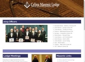 Celina Masonic Lodge