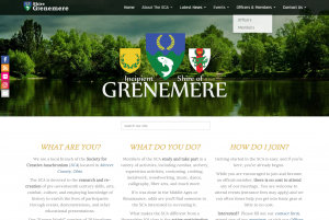 Incipient Shire of Grenemere