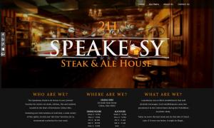 Speakeasy – Steak & Ale House